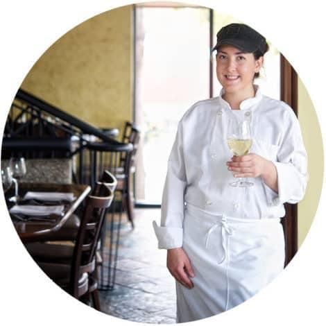 Chef Cristina Martinez