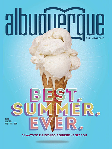 The Great Outdoors: Glamping with Hotel Chaco | Albuquerque The Magazine June 2018