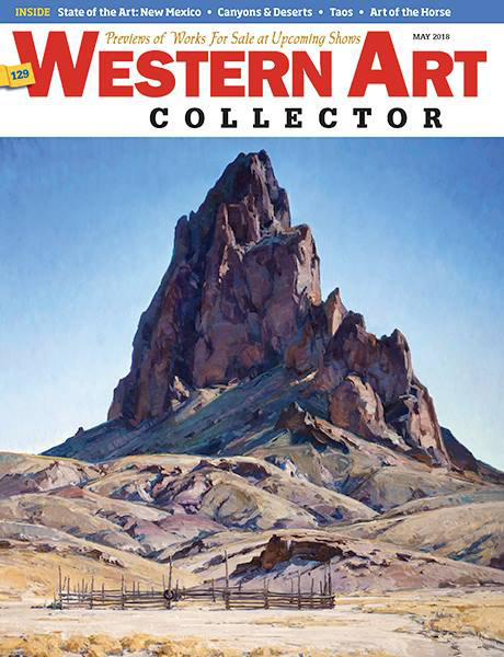 Historic Excursions | Western Art Collector Magazine May 2018