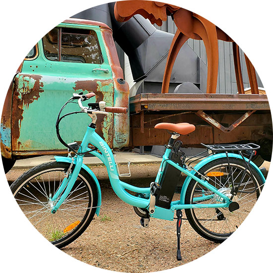 HERITAGE INSPIRATIONS E-BIKE RENTAL